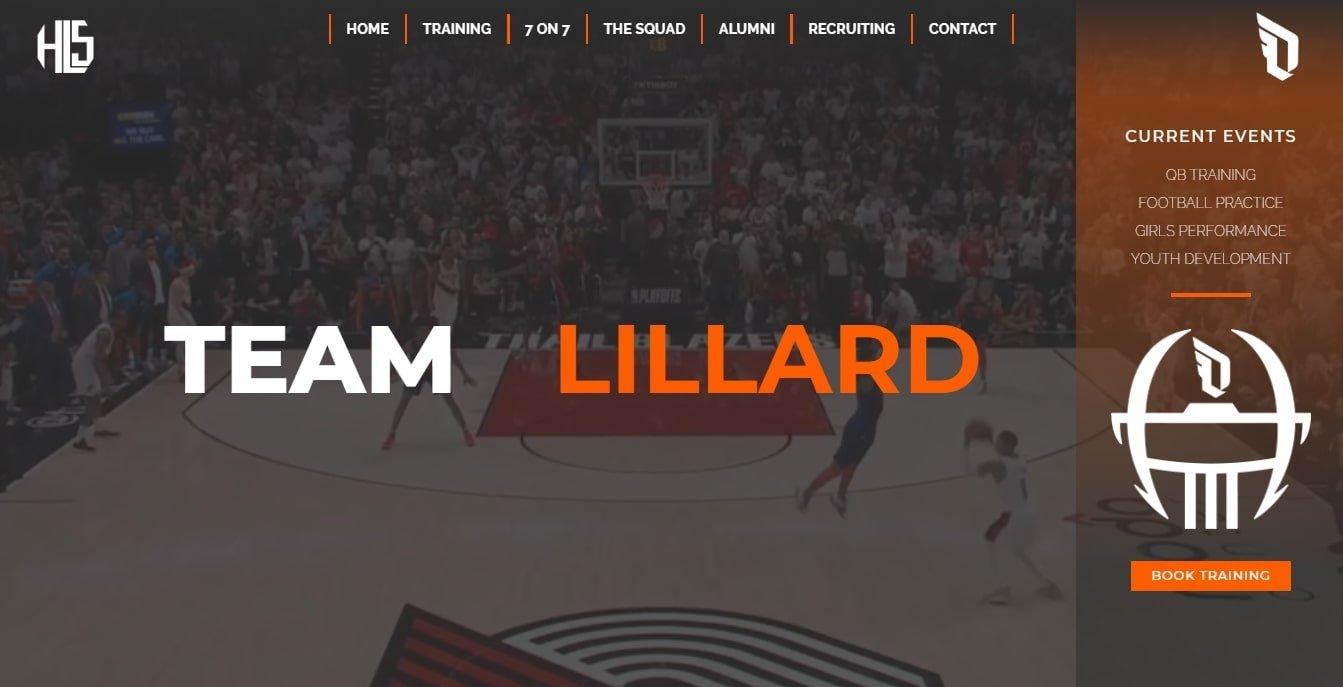 Team Lillard 01