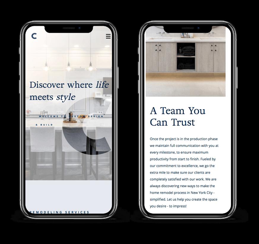 2 iphone custom-design