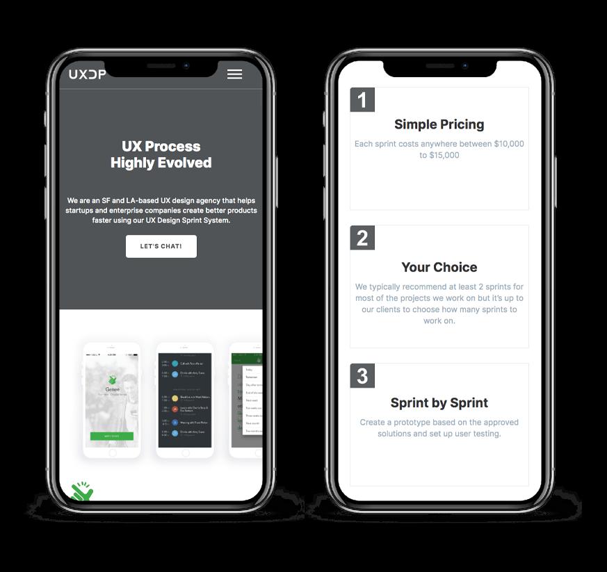 2 iphone ux-design
